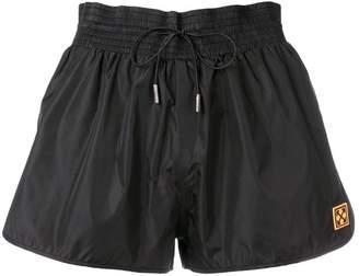 Off-White track short shorts