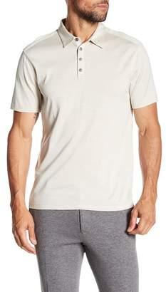 John Varvatos Collection Hampton Short Sleeve Polo
