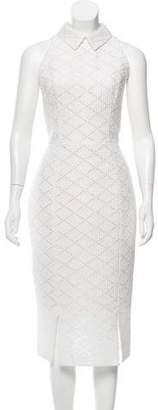 Alex Perry Abigail Eyelet Dress w/ Tags
