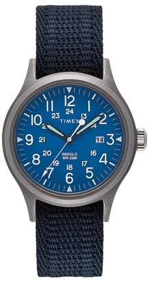 Timex R) ARCHIVE Allied Reversible Strap Watch, 40mm