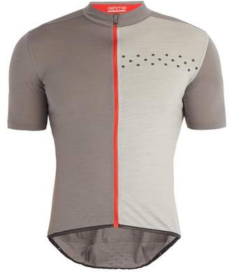 Ashmei - Kom Technical Cycling Jersey - Mens - Dark Grey