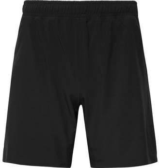 Reigning Champ Performance Water-Repellent Stretch-Shell Shorts - Black