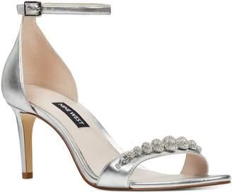Nine West Allaboard Ankle Strap Sandal
