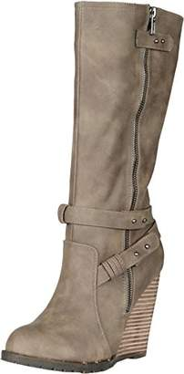 Very Volatile Women's Kearney Wedge Boot