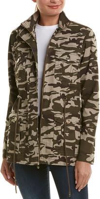 True Religion Military Jacket