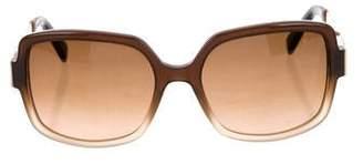 Christian Dior Soie 2 Oversize Sunglasses