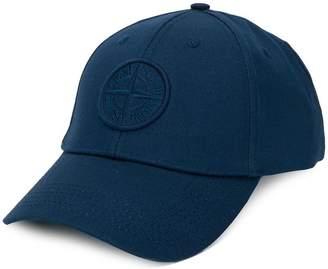 02f3cda35f7 Stone Island embroidered logo baseball cap