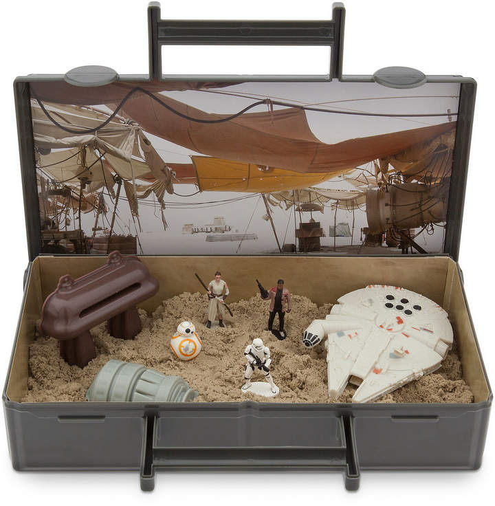 Jakku Sand Play Set - Star Wars: The Force Awakens