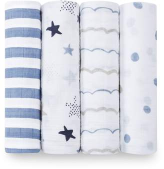 Aden Anais Aden & Anais Rock Star Swaddle Set