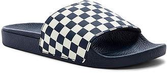 Vans Checkerboard Slide-On
