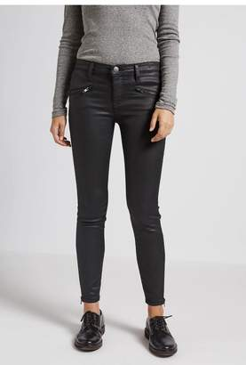 Current/Elliott The Soho Zip Stiletto Skinny Jean