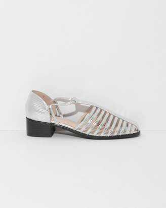 Intentionally Blank Mesmo Silver Flats
