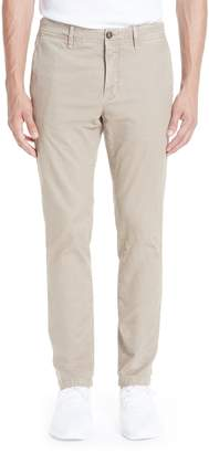 Moncler Gabardine Cotton Chino Pants