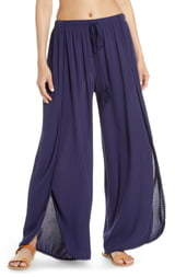 Chelsea28 Ana Smocked Split Leg Pants