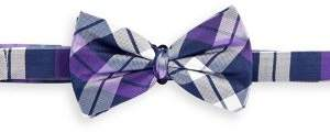 Lauren Ralph Lauren Boy's Plaid Silk Bow Tie