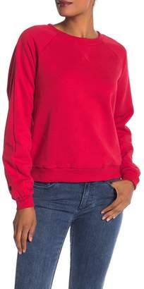Rebecca Minkoff Sarah Snap Button Sweatshirt