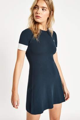 Jack Wills Dress- Baverstock Knitted Fit And Flare