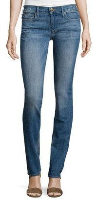 True Religion Cora Straight-Leg Jeans, Vintage Ink $149 thestylecure.com