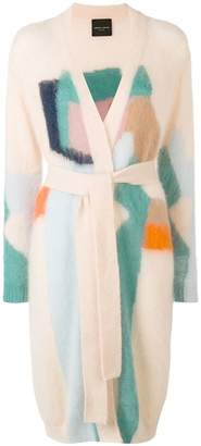 Roberto Collina color-block cardigan