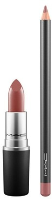 MAC Whirl Lipstick & Whirl Lip Pencil Duo - Whirl / Whirl $34.50 thestylecure.com