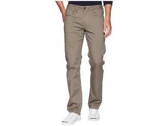 Buffalo David Bitton Six-X Straight Leg Jeans in Dark Sage