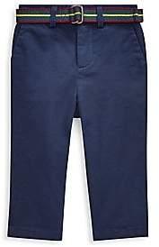 Ralph Lauren Baby Boy's Preppy Belted Pants
