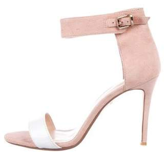Raye Suede Strap Sandals