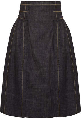 Marni Denim Skirt - Blue