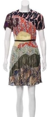 Valentino Garden Couture Silk Dress w/ Tags