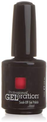 Jessica GELeration Soak Off Gel Polish - Strawberry Daquiri - 0.5oz / 15ml