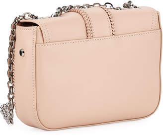 Longchamp Amazone Mini Leather Crossbody Bag