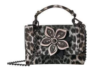 GUESS Sibyl Mini Crossbody Flap Cross Body Handbags