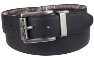 "Realtree RealTree Men's 1.5"" Wide Camo Reversible Belt"