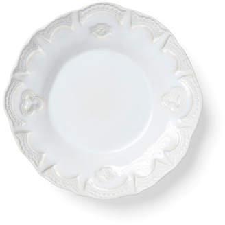 Vietri Incanto Stone Lace Pasta Bowl - Linen