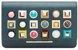 Fendi Rainbow clutch bag
