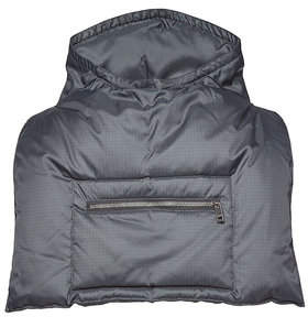 Jil Sander Miscellaneous Hood with Down Filling