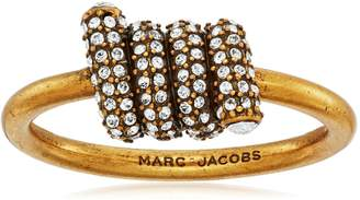 """Marc Jacobs Fall 2016"""" Pave Twisted Ring"""