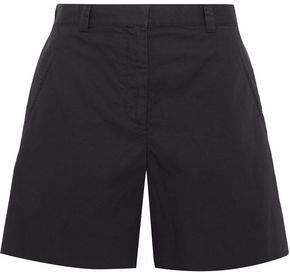 Maison Margiela Cotton And Linen-Blend Shorts