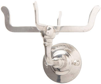 Rejuvenation Nickel-Plated Soap Holder by Brasscrafters
