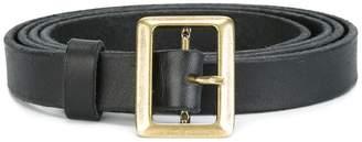 Forte Forte square buckle belt