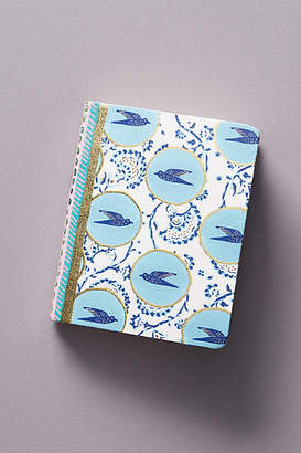 Anthropologie Batik Journal