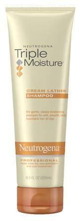 Neutrogena Triple Moisture Professional Cream Lather Shampoo