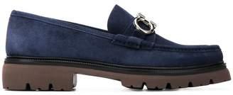 Salvatore Ferragamo Gancini classic loafers