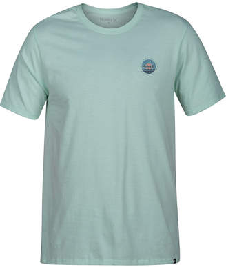 Hurley Men's Out to Sea Graphic T-Shirt