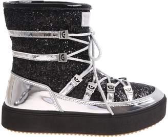 Chiara Ferragni Mirror Snow Boots