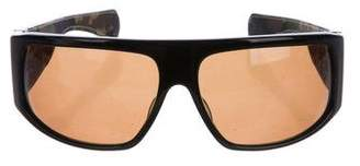 Chrome Hearts Hard James Camouflage Sunglasses