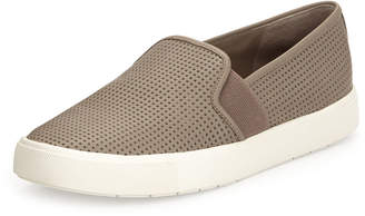 Vince Blair 5 Perforated Slip-On Sneakers
