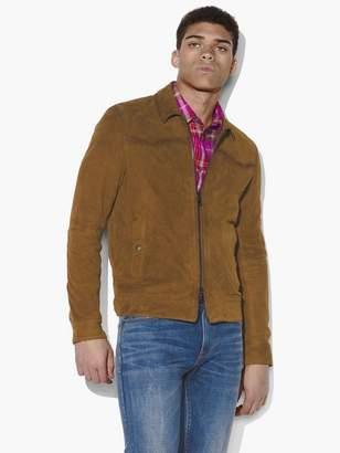 John Varvatos Kingston Leather Jacket