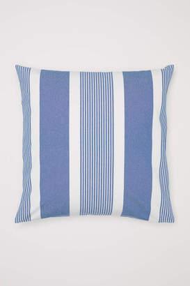 H&M Striped Cushion Cover