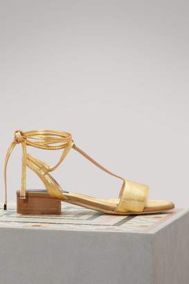 Vanessa Seward Frances leather sandals